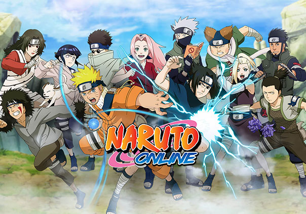 play naruto online game