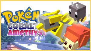 minecraft pokemon coblat and amethyst