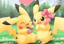pikachu marriage