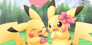 pikachu marriage