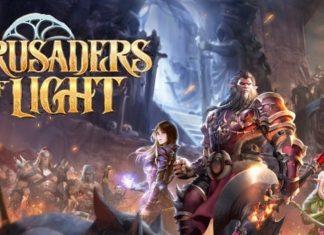 crusaders of light gameplay